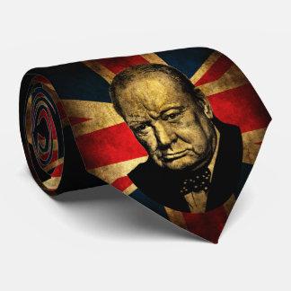 Winston Churchill Tie