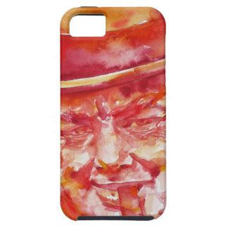 winston churchill - watercolor portrait case for the iPhone 5