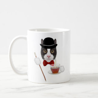 Winston The Cat Coffee Mug
