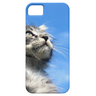 Winston the Tabby Aviator Cat Barely There iPhone 5 Case