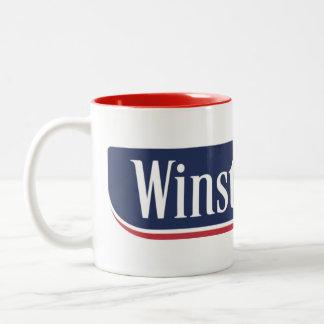 Winston Two Tone Mug