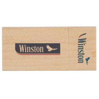 Winston USB Wood USB Flash Drive