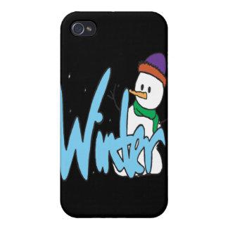 Winter 3 iPhone 4/4S case