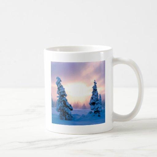 Winter A New Season Awaits Coffee Mugs