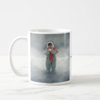 Winter Angel Basic White Mug