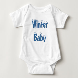 Winter Baby Shirt