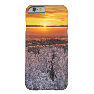 Winter Barely There iPhone 6 Case