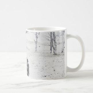 Winter Birches Medium size Mug