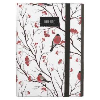 Winter Birds and Berries Case For iPad Air