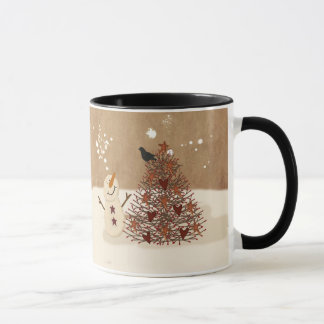 Winter Blessings Mug