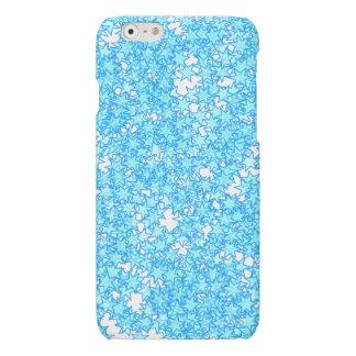 Winter Blue Stars Pastel Kawaii