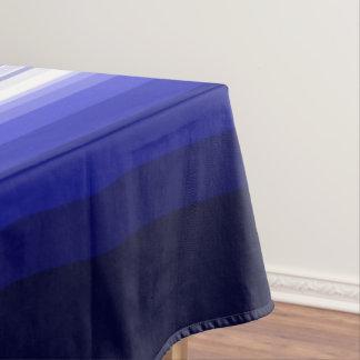 Winter Blues Tablecloth