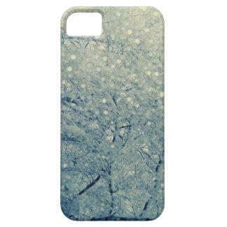 Winter Bokeh iPhone 5 Cases