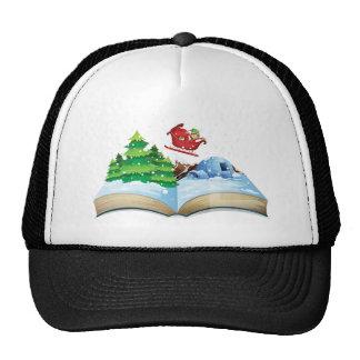Winter book cap