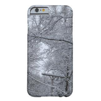 Winter, Boston iPhone 6 case