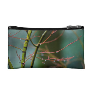 Winter Branches Makeup Bags