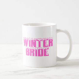 Winter Bride Mug