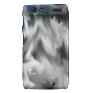 Winter Camouflage Motorola Droid RAZR Covers