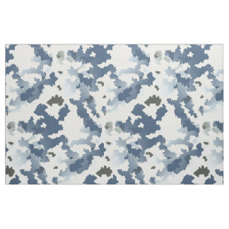 Winter Camouflage Fabric