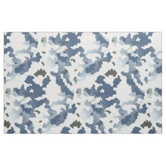 Winter Camouflage Fabric