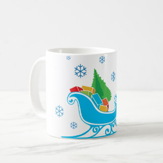 Winter Christmas Mug