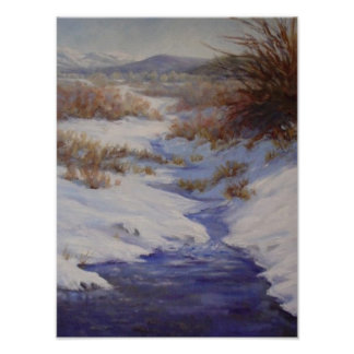 Winter Color Fine Art Print
