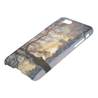 Winter Countryside In Latvia iPhone 8/7 Case