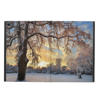 Winter Countryside In Latvia Powis iPad Air 2 Case