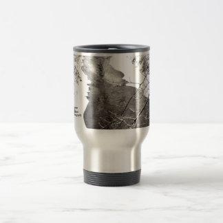Winter Creek BW Mug