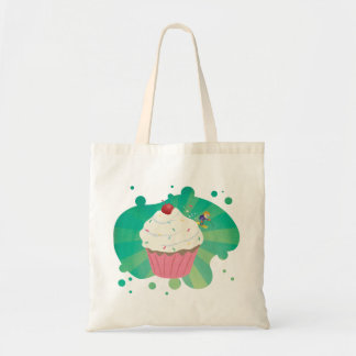 Winter cupcake ski bag