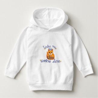 Winter Cute Fox Hoodie