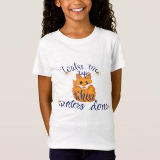 Winter Cute Fox T-Shirt