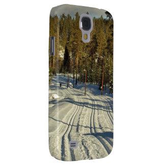 Winter day in Sweden Galaxy S4 Case