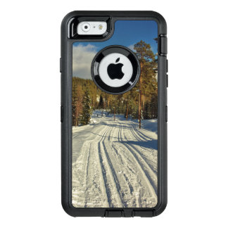 Winter day in Sweden OtterBox Defender iPhone Case