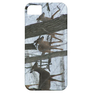 winter deer case for the iPhone 5