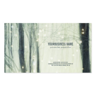 Winter Dream Double-Sided Standard Business Cards (Pack Of 100)