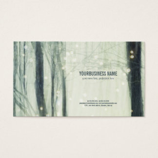 Winter Dream Business Card
