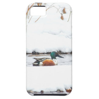 Winter Duck Case For The iPhone 5
