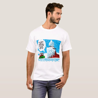 Winter face T-Shirt