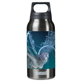 Winter Fairy Insulated Water Bottle