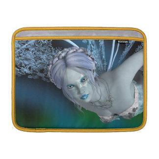 Winter Fairy MacBook Sleeve