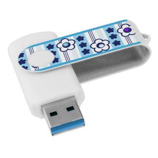 Winter Flowers USB Flash Drive