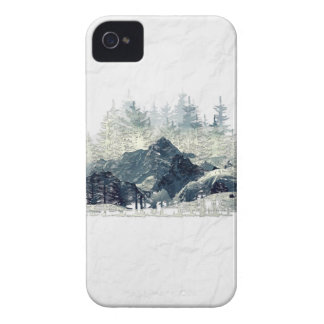 Winter Forest iPhone 4 Covers