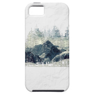 Winter Forest iPhone 5 Case