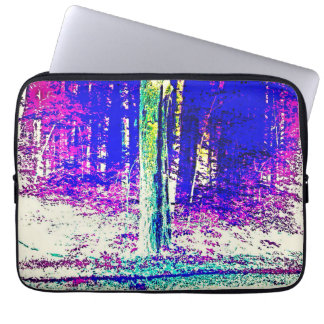 Winter Forest Laptop Computer Sleeve