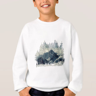 Winter Forest Sweatshirt