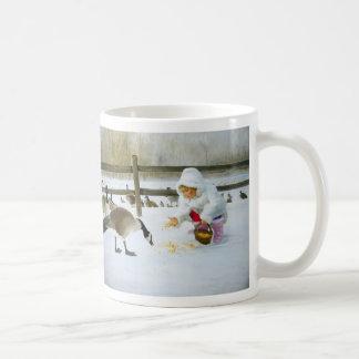 Winter Friends Mug