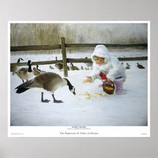 Winter Friends Poster