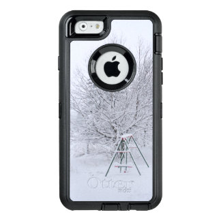 Winter Garden OtterBox Defender iPhone Case