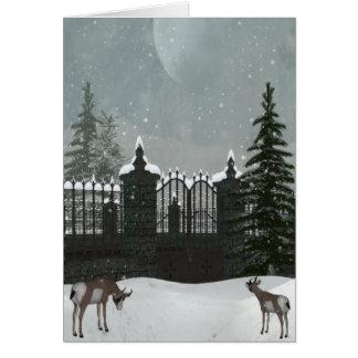 Winter Gates Card